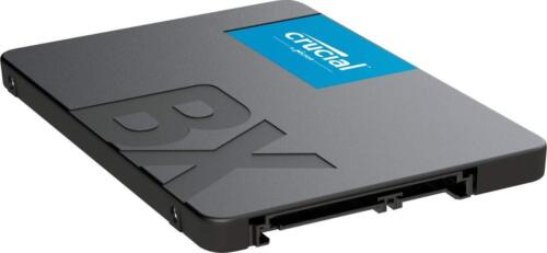 """HARD DISK SSD 2,5"""" STATO SOLIDO 240GB CRUCIAL BX500 CT240BX500SSD1"""