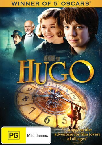 Hugo DVD Region 4 NEW
