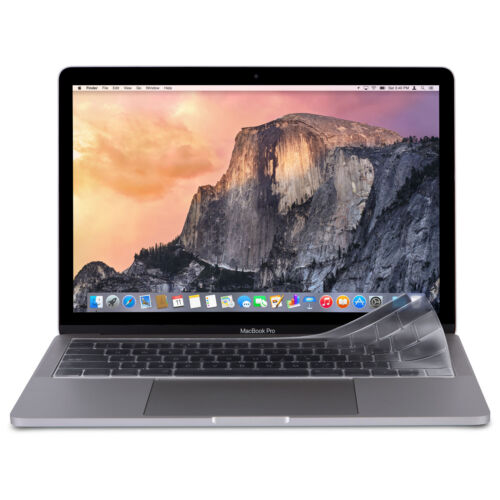 """Moshi ClearGuard MB Keyboard Protector for Macbook Pro 15"""" with Touth Bar"""