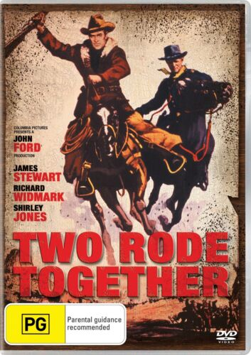 Two Rode Together DVD Region 4 NEW