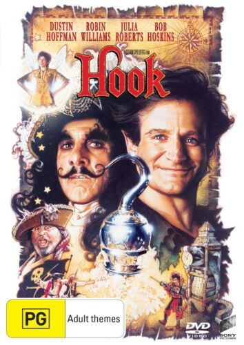 Hook DVD Region 4 NEW