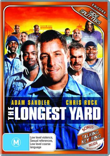The Longest Yard DVD Region 4 NEW