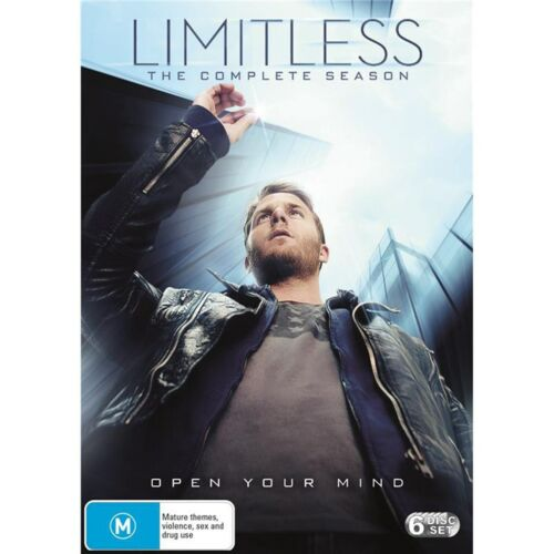 Limitless Season 1 Series One DVD Region 4 NEW