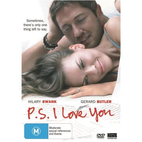 PS I Love You DVD Region 4 NEW