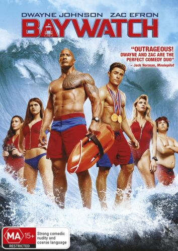 Baywatch DVD Region 4 NEW