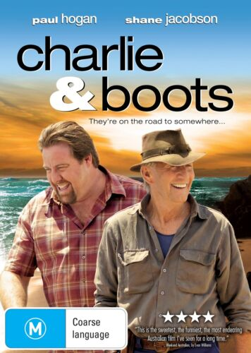 Charlie and Boots DVD Region 4 NEW