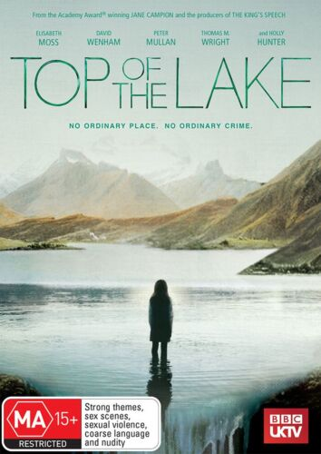 Top of the Lake DVD Region 4 NEW