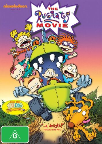 The Rugrats Movie DVD Region 4 NEW