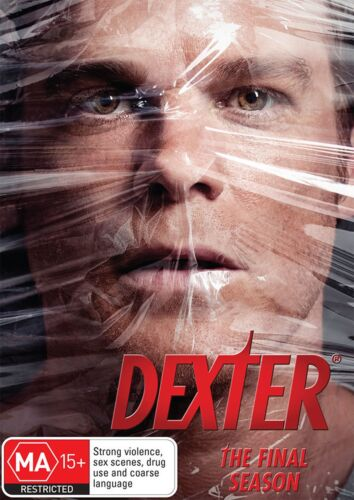 Dexter Season 8 DVD Region 4 NEW