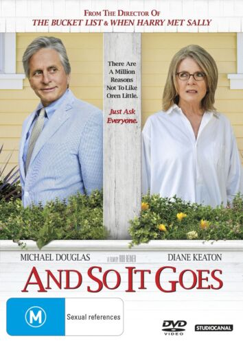 And So It Goes DVD Region 4 NEW
