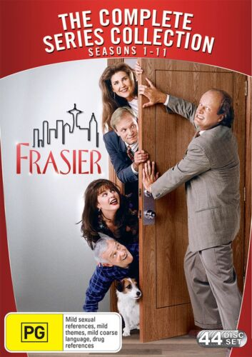 Frasier The Complete Seasons 1 11 DVD Region 4 NEW