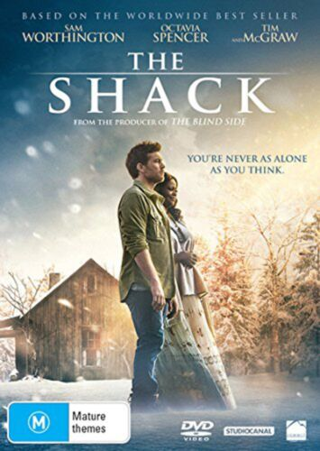 The Shack DVD Region 4 NEW