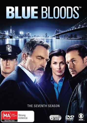 Blue Bloods The Seventh Season 7 Series Seven DVD Region 4 NEW