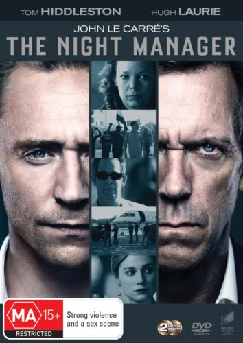 The Night Manager DVD Region 4 NEW