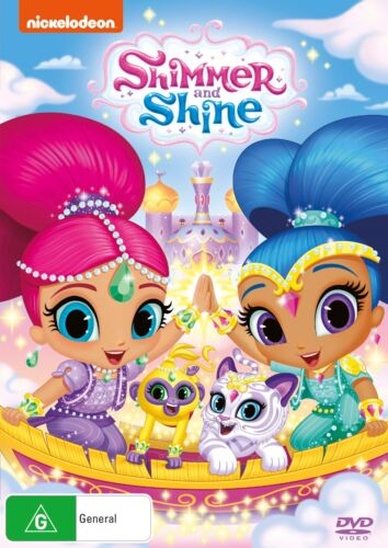 Shimmer and Shine DVD Region 4 NEW