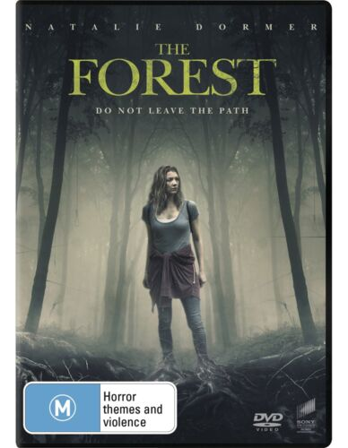 The Forest DVD Region 4 NEW