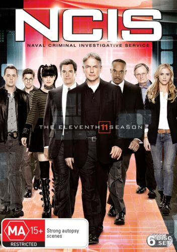 NCIS The Eleventh Season 11 DVD Region 4 NEW