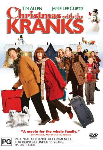 Christmas With the Kranks DVD Region 4 NEW