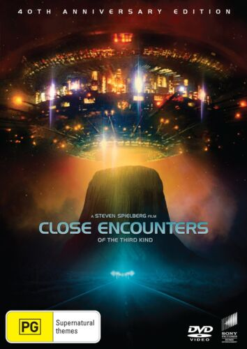 Close Encounters of the Third Kind DVD Region 4 NEW