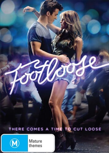 Footloose DVD Region 4 NEW