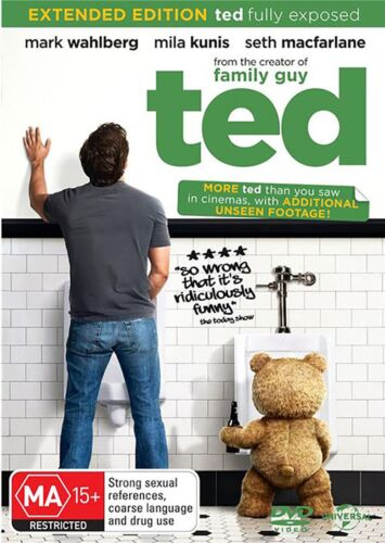 Ted DVD Region 4 NEW