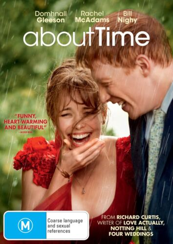 About Time DVD Region 4 NEW