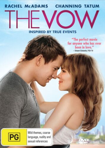 The Vow DVD Region 4 NEW