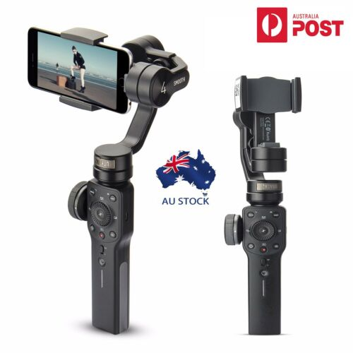 Zhiyun Smooth 4 3-Axis Handheld Gimbal Stabilizer for Smartphone iPhone Samsung <br/> Sydney in Stock ✔2 Year Warranty✔nake offer price