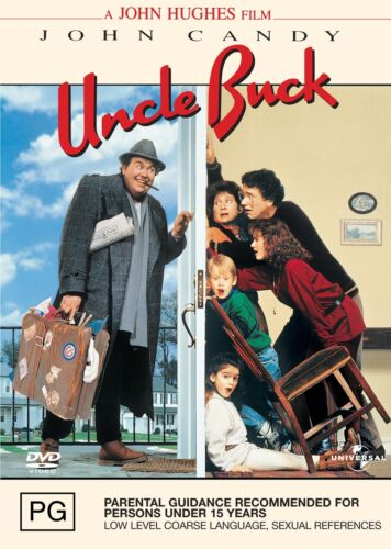 Uncle Buck DVD Region 4 NEW