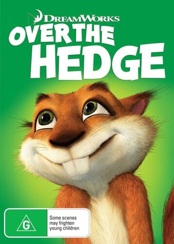 Over the Hedge DVD Region 4 NEW