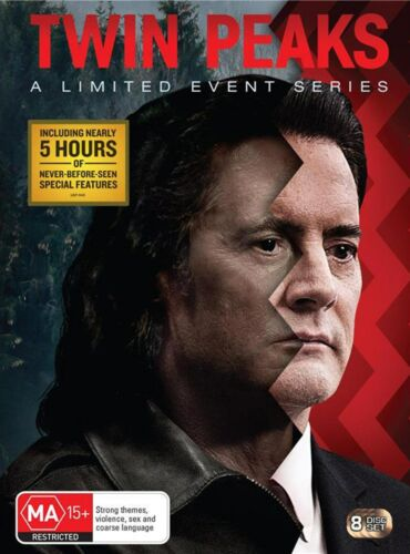 Twin Peaks A Limited Event Series DVD Region 4 NEW