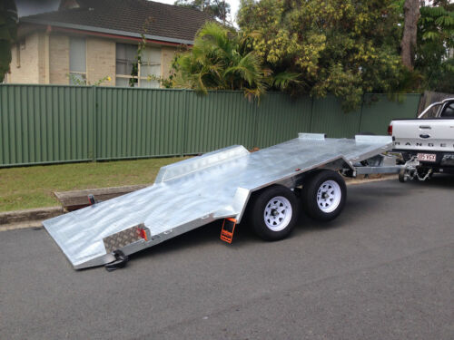 SHOW CAR TRAILER 2900kg rated