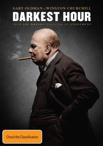 Darkest Hour DVD Region 4 NEW