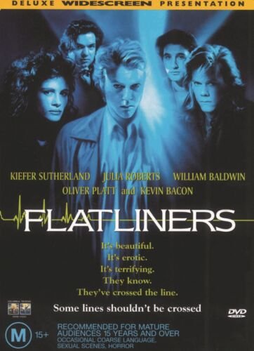 Flatliners DVD Region 4 NEW