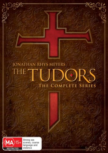 The Tudors The Complete Series DVD Region 4 NEW
