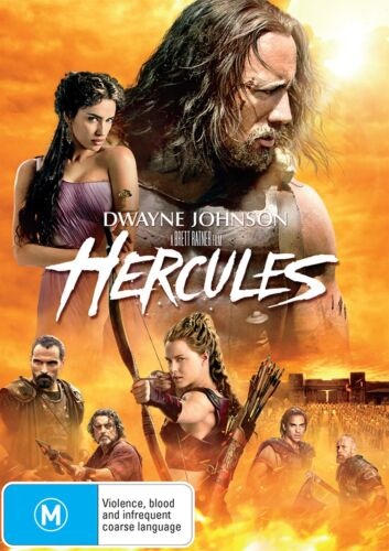 Hercules DVD Region 4 NEW