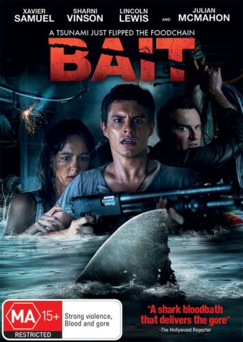 Bait DVD Region 4 NEW
