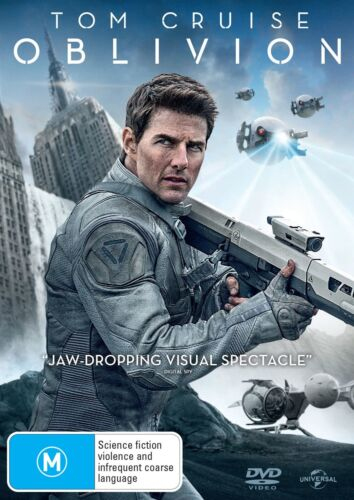 Oblivion DVD Region 4 NEW
