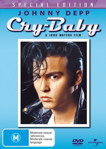 Cry Baby DVD Region 4 NEW