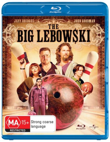 The Big Lebowski Blu-ray Region B NEW