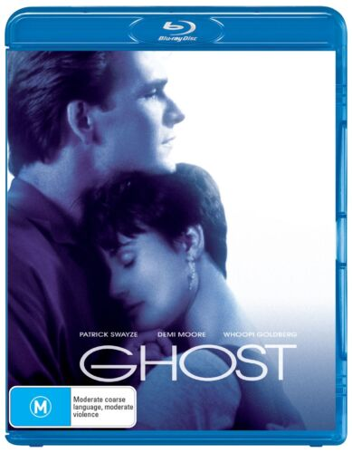 Ghost Blu-ray Region B NEW