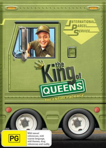 The King of Queens The Entire Package DVD Region 4 NEW