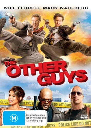 The Other Guys DVD Region 4 NEW