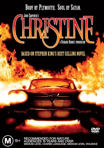 Christine DVD Region 4 NEW