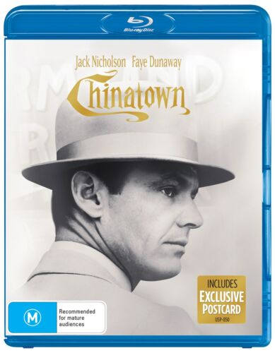 Chinatown Blu-ray Region B NEW