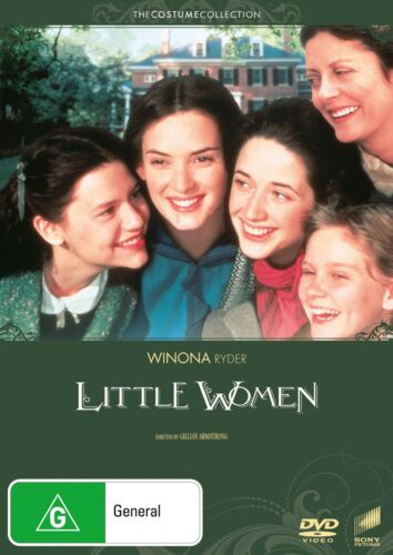 Little Women DVD Region 4 NEW