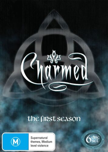 Charmed Season 1 Series OneDVD Region 4 NEW
