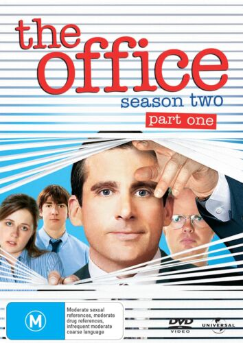 The Office An American Workplace Season 2 Series Two Part One DVD Region 4 NEW