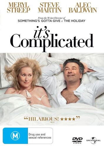 Its Complicated DVD Region 4 NEW