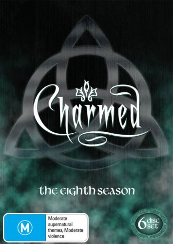 Charmed Season 8 Series Eight DVD Region 4 NEW